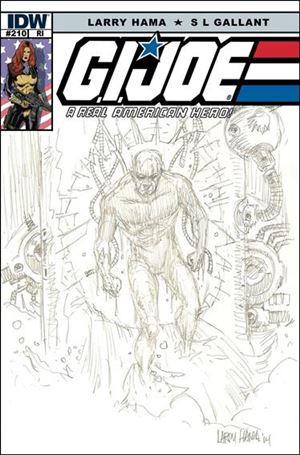 G.I. Joe: A Real American Hero 210-C