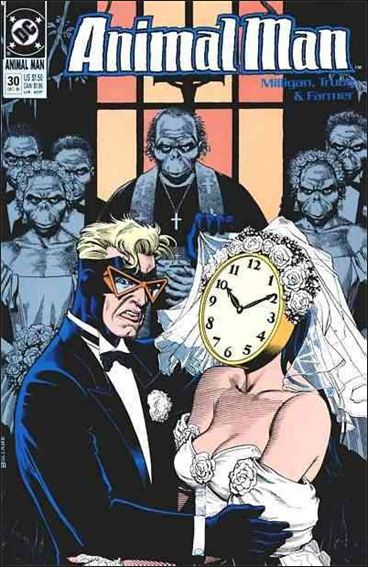Animal Man (1988) 30-A by Vertigo