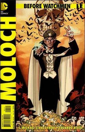 Before Watchmen: Moloch 1-D