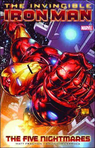 Invincible Iron Man 1-A by Marvel