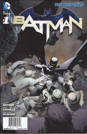 Batman (2011) 1-I