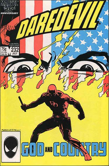 Daredevil (1964) 232-A by Marvel