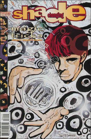Shade, the Changing Man (1990) 64-A by Vertigo