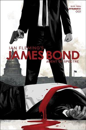 James Bond: Agent of Spectre 1-A