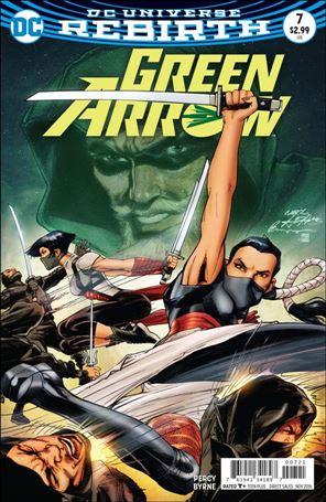 Green Arrow (2016) 7-B