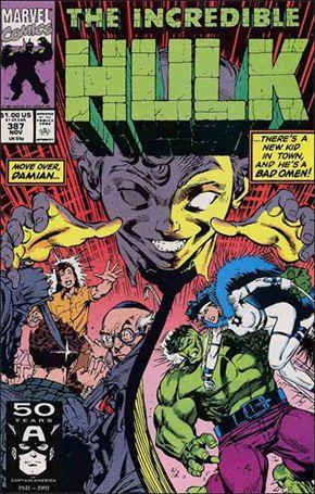 Incredible Hulk (1968) 387-A