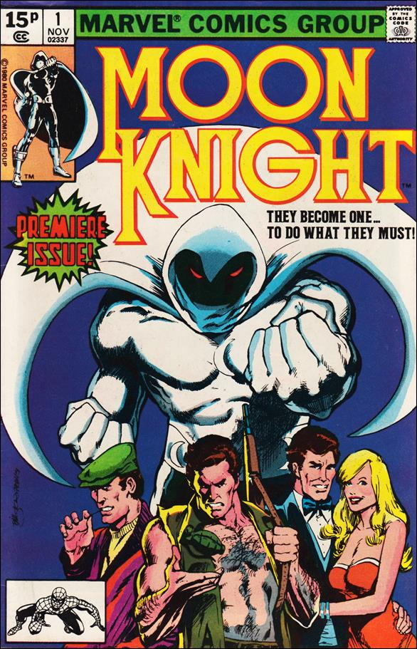 Moon Knight (1980) 1-B by Marvel