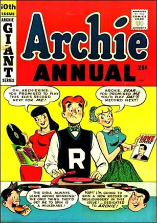 Archie Annual 10-A