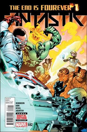 Fantastic Four (1961) 642-A