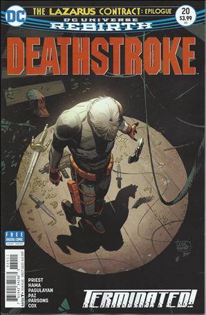 Deathstroke (2016) 20-A