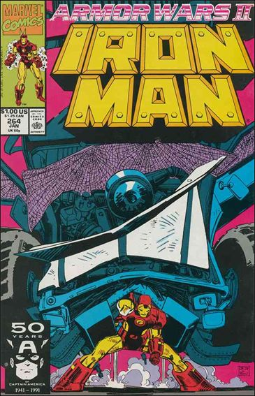 Iron Man (1968) 264-A by Marvel