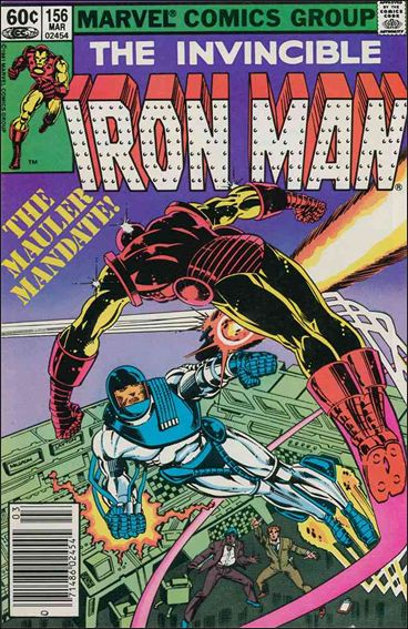 Iron Man (1968) 156-A by Marvel