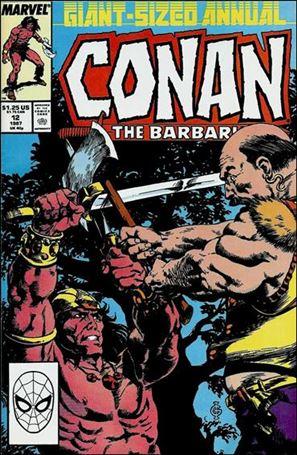 Conan Annual 12-A