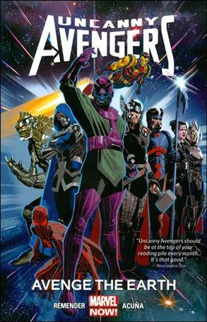 Uncanny Avengers 4-A