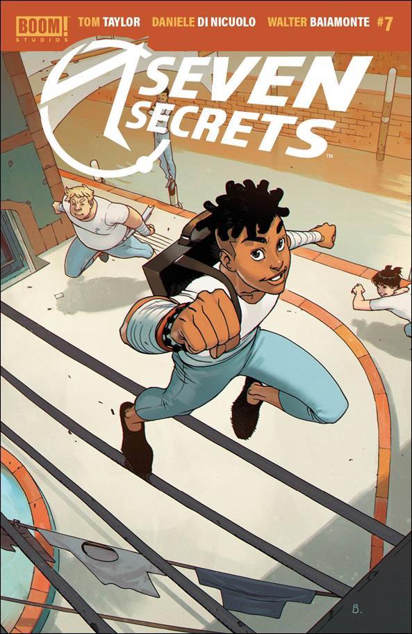Seven Secrets 7-B by Boom! Studios