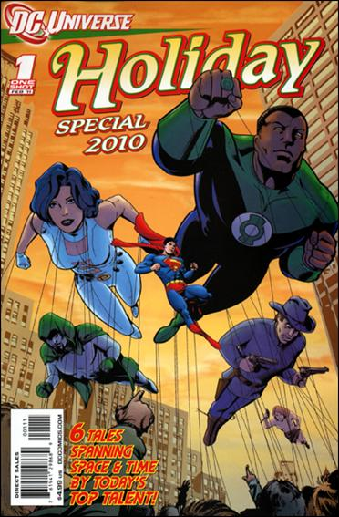 DCU Holiday Special 2010 1-A by DC