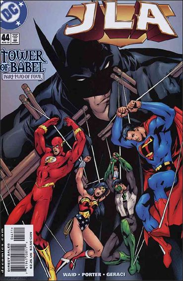 JLA 44-A by DC