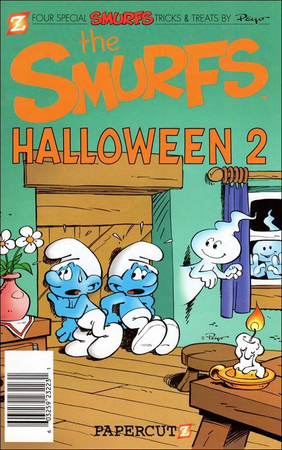 Smurfs: Halloween 2-A by Papercutz