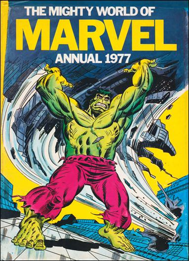 Mighty World of Marvel Annual (UK) nn1-A by World Distributors (Manchester), Ltd