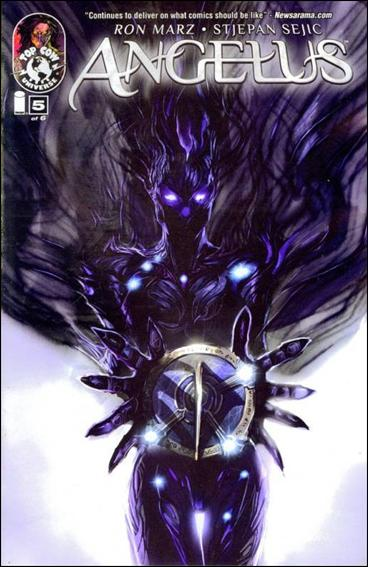 Angelus 5-A by Top Cow