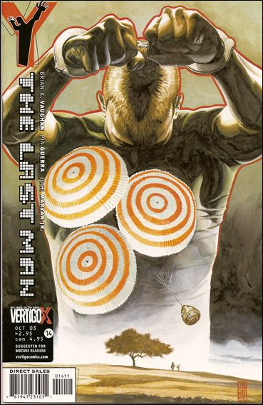 Y: The Last Man 14-A by Vertigo