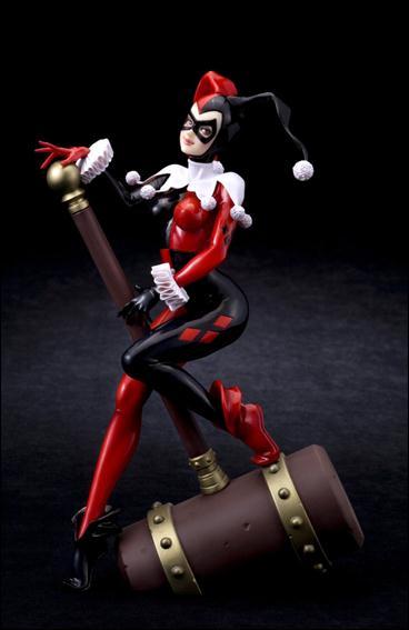 DC Bishoujo Statues Harley Quinn by Kotobukiya