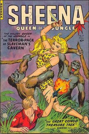 Sheena, Queen of the Jungle (1942) 17-A