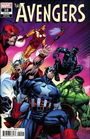 Avengers (2018) 10-E