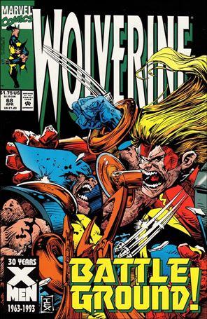 Wolverine (1988)  68-A