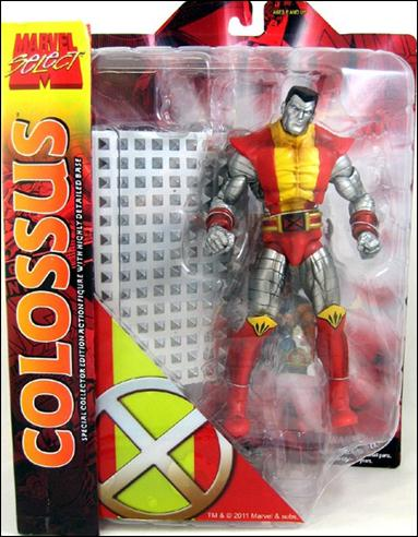 Marvel Select Colossus by Diamond Select