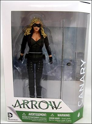 DC Comics: Arrow The TV Series Canary by DC Collectibles