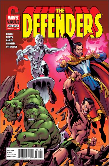 Defenders: From the Marvel Vault 1-A by Marvel