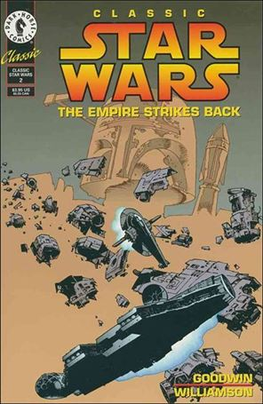 Classic Star Wars: The Empire Strikes Back 2-A