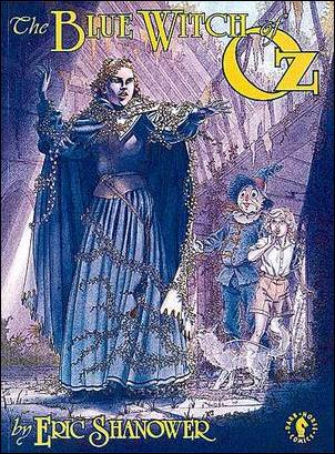 Blue Witch Of Oz 1-A by Dark Horse