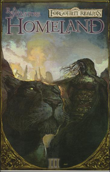 Forgotten Realms: Homeland 3-B by Devil's Due
