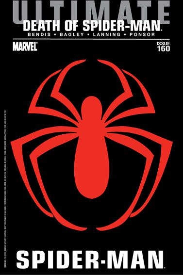 Ultimate Spider-Man (2000) 160-A by Marvel