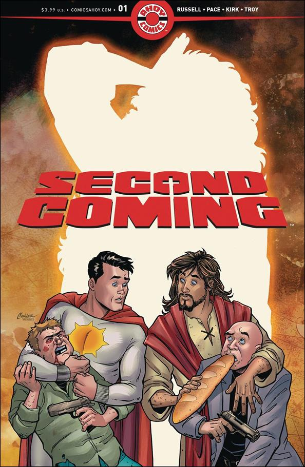 Second Coming 1-C by Ahoy Comics
