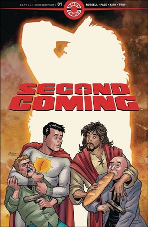 Second Coming 1-C