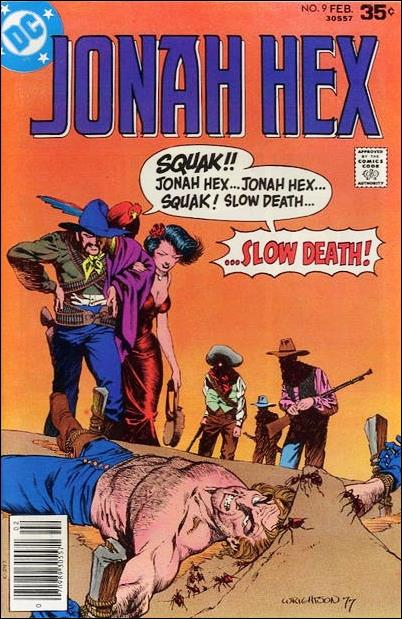 Jonah Hex (1977) 9-A by DC