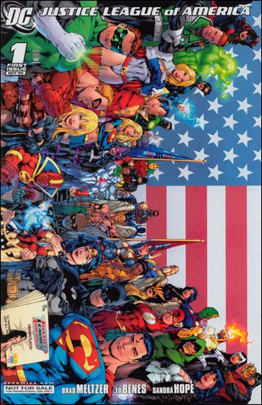 Justice League of America (2006) 1-H by DC