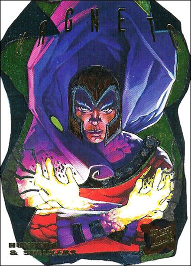 1995 Fleer Ultra X-Men (Hunters &amp; Stalkers Subset) 8-A by Fleer