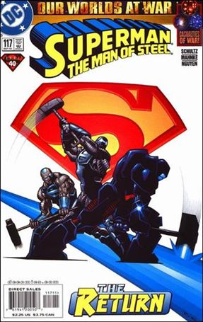 Superman: The Man of Steel 117-A