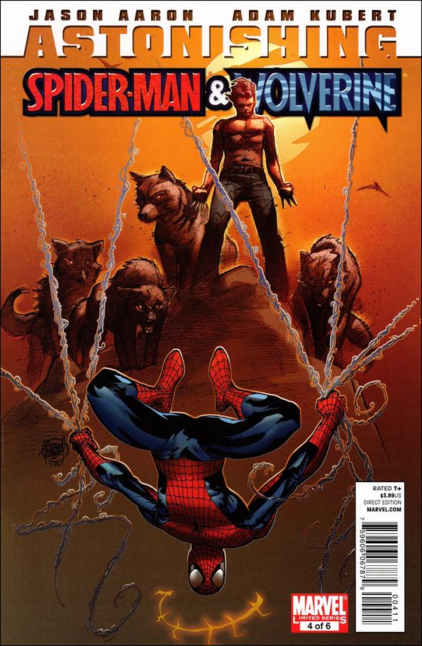 Astonishing Spider-Man &amp; Wolverine 4-A by Marvel