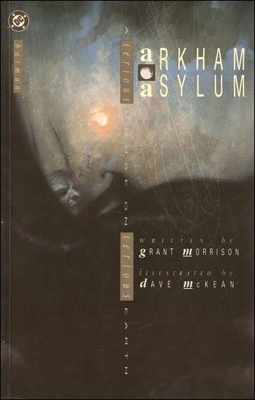 Arkham Asylum 1-A by DC