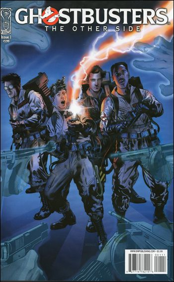 Ghostbusters: The Other Side 1-A by IDW