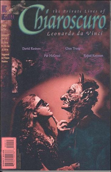 Chiaroscuro (1995) 2-A by Vertigo