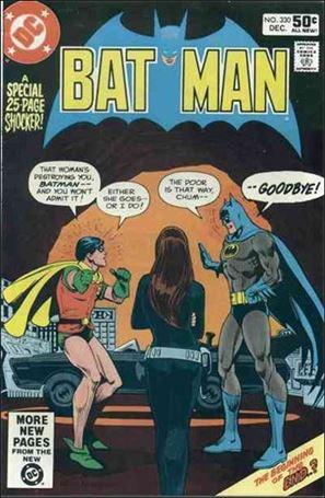 Batman (1940) 330-A