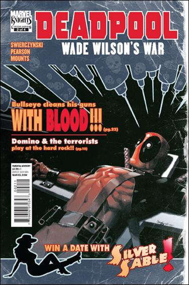 Deadpool: Wade Wilson's War 2-A by Marvel