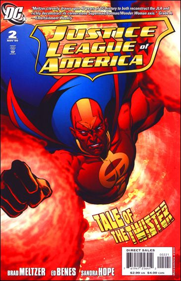 Justice League of America (2006) 2-B by DC