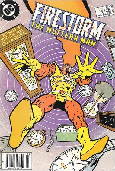 Firestorm The Nuclear Man (1987) 70-A by DC
